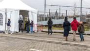 """Duizend tests in één voormiddag op Spoor Oost in Antwerpen: """"Al 11 keer getest"""""""