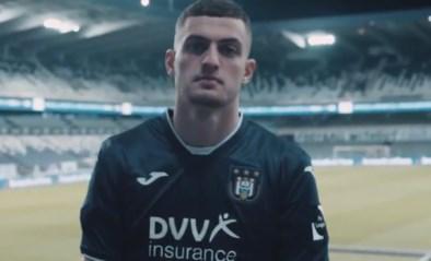 Anderlecht officialiseert uitleenbeurt van Deense aanvaller Jacob Bruun Larsen