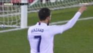 Eden Hazard is terug bij Real Madrid: Rode Duivel scoort eerste goal sinds oktober en geeft ook assist