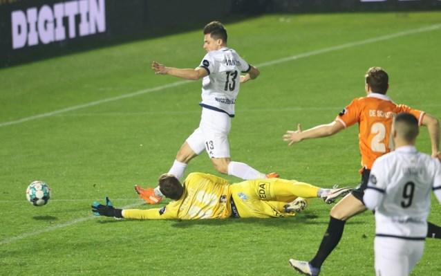 1, 2, 3, 4, 5, 6, 7: Dante Vanzeir scoort snelste goal ooit op Belgische voetbalvelden