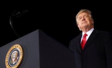 Trump wilde minister vervangen om verkiezingen in Georgia ongeldig te verklaren