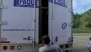 Agenten doen schokkende ontdekking in truck bij routinecontrole