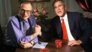 PORTRET. Zijn droom als vijfjarige maakte hem wereldberoemd: Larry King werd de koning van het interview, maar het leven spaarde hem niet