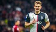 Matthijs de Ligt is coronavrij en terug in selectie Juventus