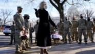 Jill Biden bedankt Nationale garde … met koekjes