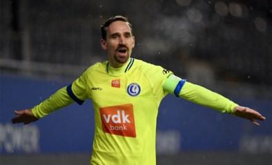 Sven Kums voetbalt op een wolk en stuwt AA Gent naar klinkende overwinning tegen OH Leuven