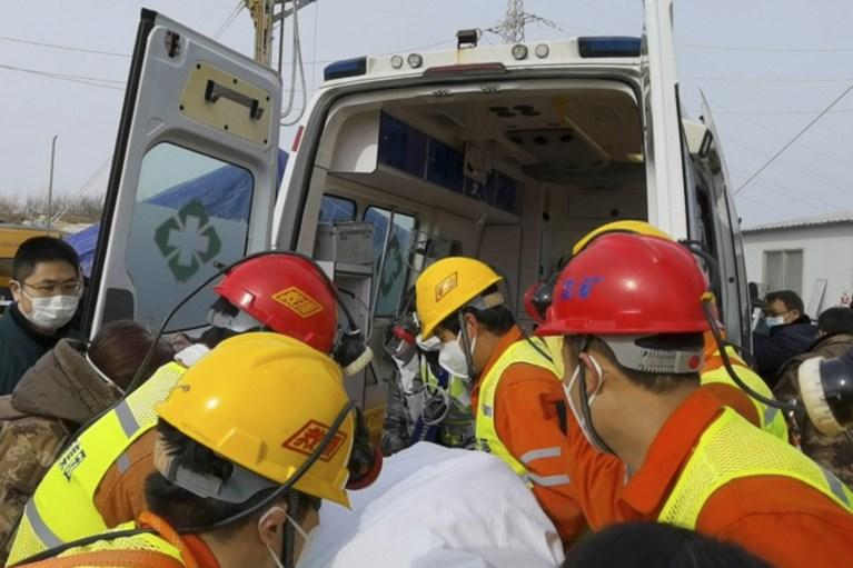 Elf mijnwerkers na twee weken bevrijd in China