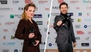 """Nudistenfilm 'De Patrick' wint Ensor voor beste kostuum, Maaike Cafmeyer emotioneel na prijs voor beste actrice: """"Hij komt op een bijzonder woelig moment in mijn leven"""""""