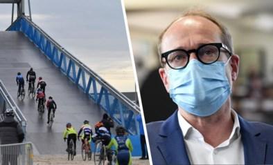 """Minister van Sport Ben Weyts geeft WK veldrijden in Oostende nog niet op: """"We willen het organiseren, alleen moet dat veilig kunnen"""""""