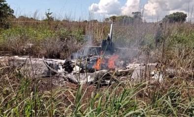 Nieuwe vliegtuigramp in Braziliaans voetbal eist zes doden, waaronder vier spelers en voorzitter