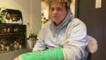 """Felix (21) zoekt getuigen van aanrijding: """"Anders moet ik opdraaien voor alle kosten"""""""