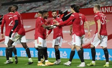 Manchester United knikkert Liverpool uit FA Cup met parels van doelpunten