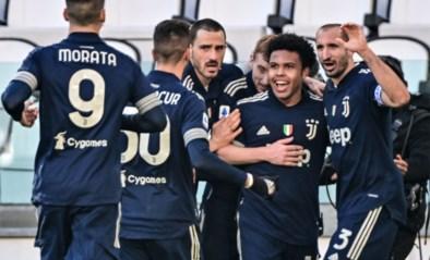 Juventus sluipt weer wat dichter naar Milanese clubs na zege tegen Bologna