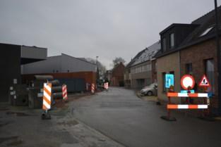 Grote rioleringswerken Biezeweg opgeschort