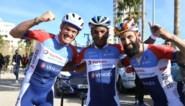 Lorrenzo Manzin wint eerste UCI-koers in Europa, Amaury Capiot wordt derde