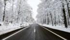 Wegen en Verkeer waarschuwt voor gevaarlijk gladde wegen tot maandagochtend
