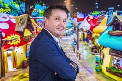 Wereldwijd marktleider in indoor speelplezier: van smurfendorp tot Angry Birds-pretpark, ze ontsproten aan het brein van deze Vlaming