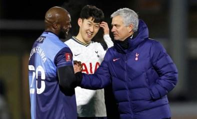 Toby Alderweireld kegelt Wycombe Wanderers en cultheld Adebayo Akinfenwa uit de FA Cup