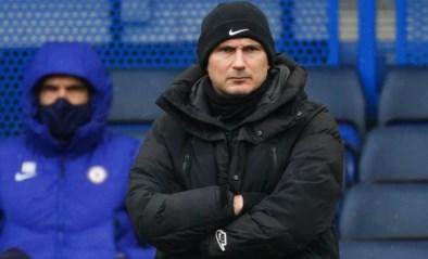 Icoon als speler, gebuisd als trainer: Chelsea schuift Frank Lampard aan de kant