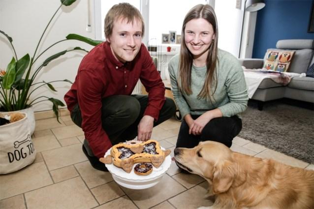 Vlaams koppel start bakkerij speciaal voor honden
