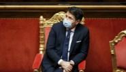 Italiaanse premier Conte kondigt dinsdag ontslag aan
