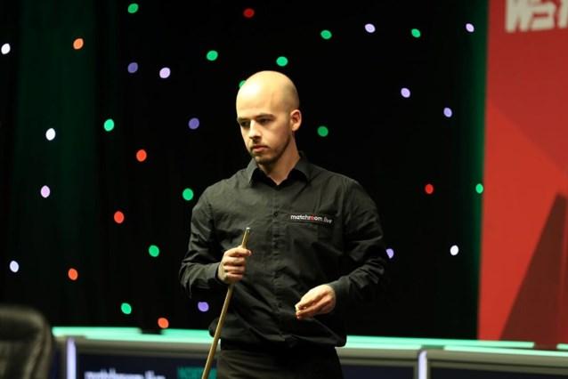 Luca Brecel hoopt op vlotte regeling om te kunnen pendelen naar Engeland