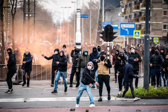 Opnieuw rellen op verschillende plaatsen in Nederland na verstrenging coronamaatregelen