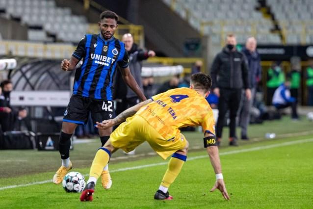 Deur op een kier voor Dennis: enfant terrible van Club Brugge traint mee, mogelijk selecteert Clement hem