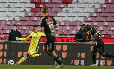 Benfica, met Mile Svilar voor het eerst dit seizoen tussen de palen, lijdt puntenverlies