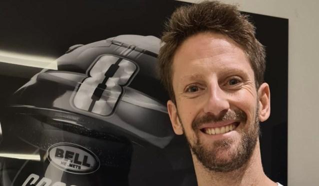 """Romain Grosjean na horrorcrash: """"Weinig interesse in een F1-comeback"""""""