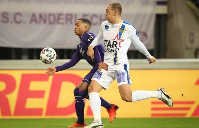 """""""Anderlecht had tegen Waasland-Beveren strafschop moeten krijgen"""", vindt Referee Department"""