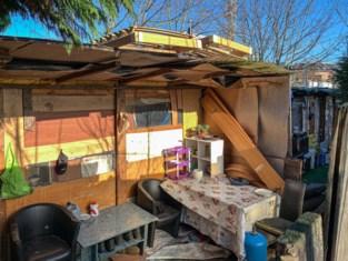 """Bewoners hebben kamp nog niet verlaten: NMBS neemt drastische stap: """"Blijven wel hopen op humane oplossing"""""""