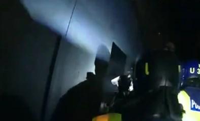 Politie valt binnen op gigantische rave onder spoorweg in Londen
