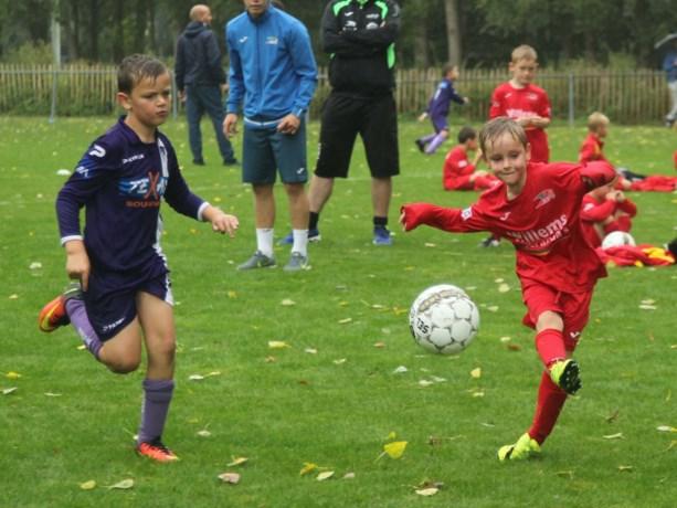 95,4 procent van de Vlaams-Brabantse clubs hoopt dat de jeugd kan blijven voetballen