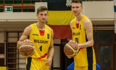 Basketbal: Sterke Andy Van Vliet in Litouwen en Jean Salumu in Duitsland, Antonia Delaere schittert in Spanje