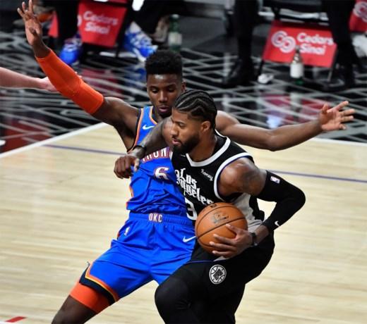 Kawhi Leonard stuwt Clippers naar zevende zege op een rij