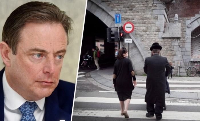 Hoe corona de relatie tussen Bart De Wever en de joodse gemeenschap op scherp zet