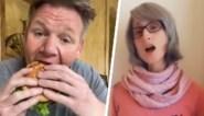 Gordon Ramsay zet vegan Tiktokster met bitse reactie op haar plaats en gaat viraal