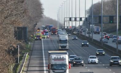Bestuurder overleeft ongeval op E40 niet, brandweer moet passagier bevrijden uit wrak