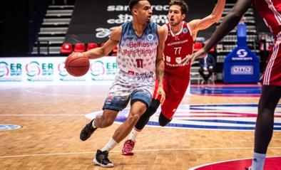 Bergen opent FIBA EuroCup met nipte nederlaag tegen Italiaanse tegenstander