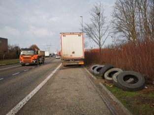 """Tientallen sluikstorten maken van bedrijvenzone 'clandestien containerpark': """"Als dit blijft duren, komt er parkeerverbod voor vrachtwagens"""""""