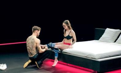 'Uit de kleren': singles kleden elkaar uit tijdens eerste date in nieuw VTM-programma