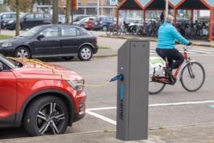 Nog nooit zoveel auto's opgeladen aan publieke laadpalen