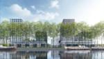 Nieuw complex met 171 wooneenheden aan Vaartdijk