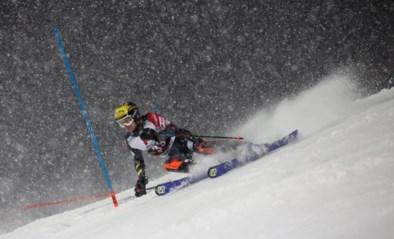 Eindelijk! Armand Marchant scoort in het Oostenrijkse Schladming zijn eerste WB-punten van het seizoen