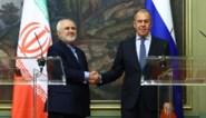 """Moskou en Teheran roepen op de nucleaire deal te """"redden"""""""