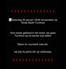 Na rellen in Nederland ook bij ons problemen? Vrees voor coronaprotest nu zaterdag