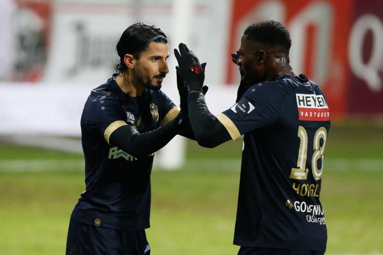Gouden Schoen Lior Refaelov leidt Antwerp naar 0-2-zege tegen Eupen