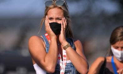"""Ex-renster Tara Gins wil na 'afwijzing' door pikante foto's wel in wielerwereld blijven, ploeg reageert op heisa: """"Niet de volledige versie"""""""