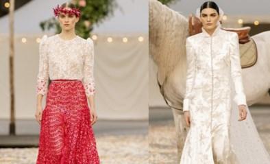Chanel doet je met nieuwe haute couturelijn dromen van een trouwfeest